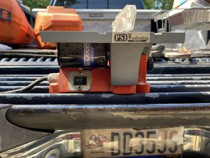 PSI mini table saw for Sale in Canton, OH