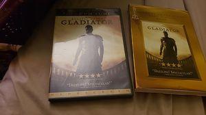 Gladiator dvd for Sale in Chula Vista, CA