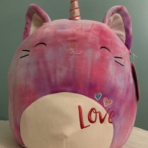 Carla Valentine's Squishmellow for Sale in Altamont, NY