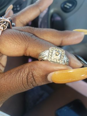 Wedding Ring Chocolate Diamond (first offer) for Sale in North Chesterfield, VA