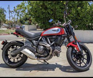 2016 Ducati Scrambler Icon for Sale in Torrance, CA
