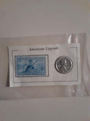 1943 no mint steel wheat penny for Sale in Eupora, MS