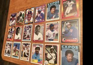 Andre Dawson baseball ⚾️ cards for Sale in Glen Ellyn, IL