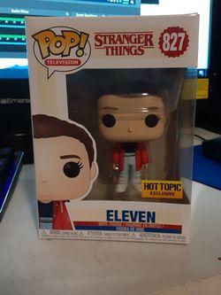 Stranger Things Eleven Funko Pop for Sale in Wenatchee,  WA