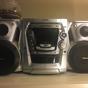 Panasonic Stereo System for Sale in Portland, OR