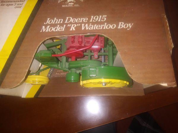 1915 John Deere Waterloo tractor