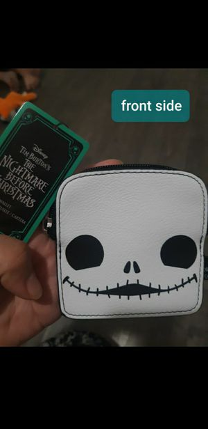 Funko pop Nightmare Before Christmas small wallet for Sale in Chula Vista, CA