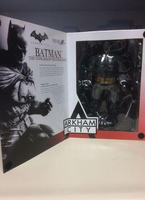 Batman Arkham City Play Arts Action Figure No. 4 for Sale in Las Vegas, NV