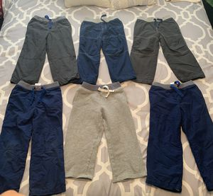 Boy Sweats Size 4t for Sale in Covina, CA