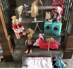 American Girl/ my generation doll lot for Sale in Oklahoma City, OK