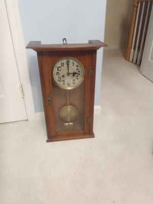 Wall clock regulator for Sale in North Potomac, MD