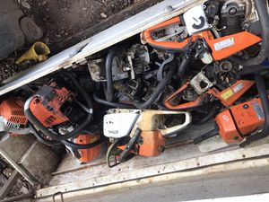 Used STIHL CHAINSAW PARTS/ PARTES PARA STIHL for Sale in Valley Center, CA