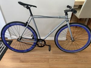 Pure Fix Bike 21' Frame 28' tire for Sale in Jurupa Valley, CA