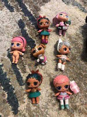Lol dolls for Sale in Pasadena, TX