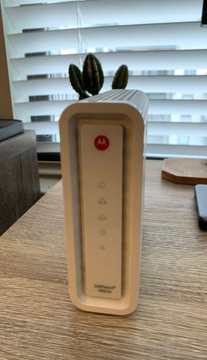 Motorola Surfboard SB6141 Cable Modem for Sale in Brentwood, TN