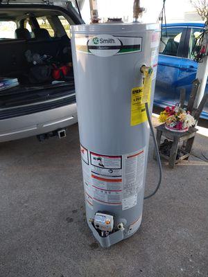 Like new gas water heater for Sale in Wichita, KS