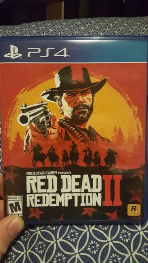Red Dead Redemption 2 for Sale in Columbus, MS