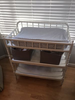 Changing table with pad for Sale in Kenmore, WA