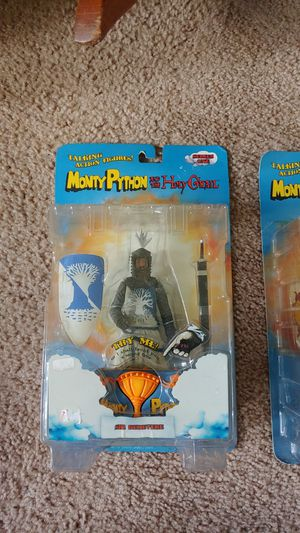 Monty Python and the Holy Grail action figures for Sale in Beaverton, OR