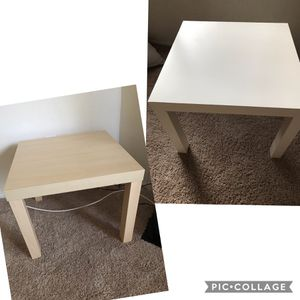 IKEA Side table for Sale in Leesburg, VA