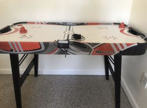 """Air Hockey Table, 48"""" inch (MD Sports) for Sale in Yalesville, CT"""