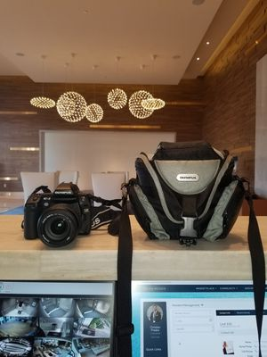 Olympus E-3 DSLR for Sale in Lake Worth, FL
