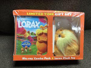 The Lorax DVD Gift Set for Sale in Warwick, RI
