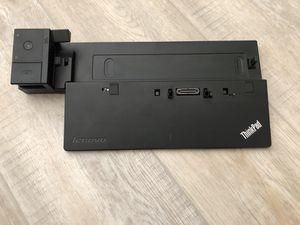 Lenovo ThinkPad Ultra Dock docking station for Sale in San Diego, CA