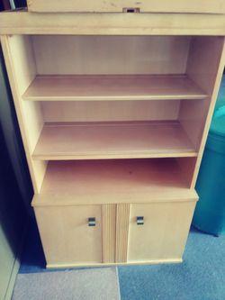 Vintage shelving/Bookcase/Cabinet for Sale in Parker,  CO