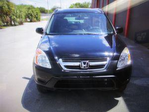 2002 Honda CRV 4x4 for Sale in Miami, FL