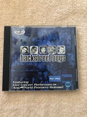 Backstreet Boys cd for Sale in Azusa, CA