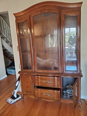 Antique China Hutch for Sale in Hayward, CA