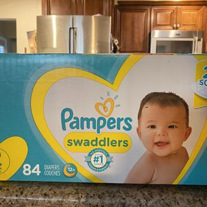 Pampers Diapers Size 2 for Sale in Norwalk, CA