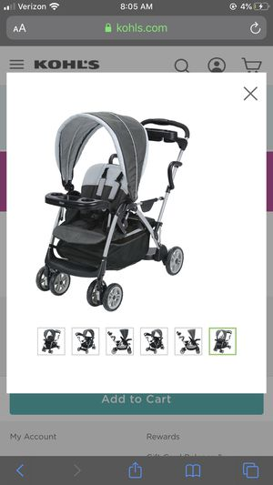 graco double stroller for Sale in College Station, TX