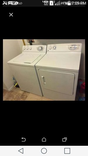 LGeneral Electric washer & dryer for Sale in Las Vegas, NV