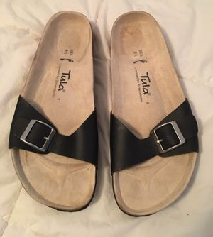 Birkenstock's Tula Buckle sandals for Sale in Fort Worth, TX