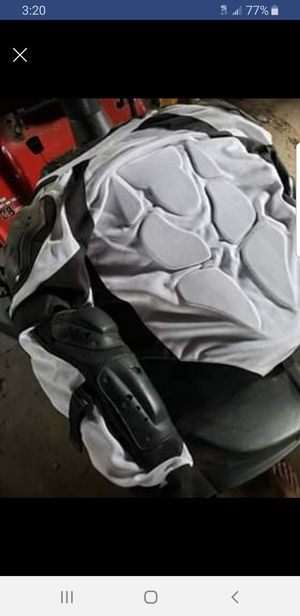 Motorcycle helmet and jacket for Sale in Pennsburg, PA