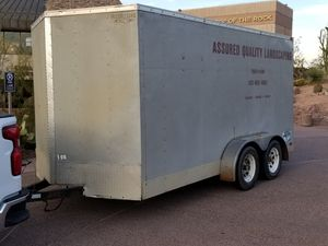 16' Continental Cargo Trailer for Sale in Mesa, AZ
