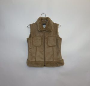 Bebe Faux Fur Camel Vest Women's Small for Sale in Silver Spring, MD
