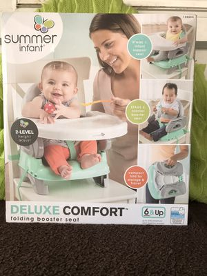 Folding Baby Booster Seat for Sale in Virginia Beach, VA