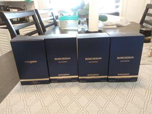 Boucheron Perfume Parfum Lot of 4 Bottles for Sale in Lawndale, CA