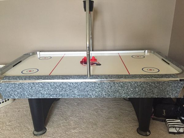 Jc Tournament Choice Air Hockey Table For Sale In Keller Tx Offerup