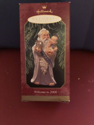 Hallmark Keepsake Ornament for Sale in MONTGMRY, IL