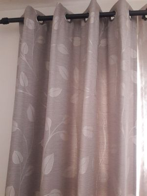 brand new 2 panel curtains energy savings Martha window for Sale in Trumbull, CT