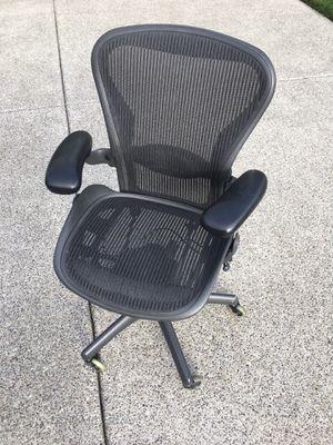 Herman Miller Aeron ergonomic chair for Sale in Federal Way, WA