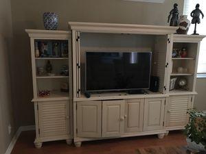 TV Entertainment Center 3 pieces for Sale in Weston, FL