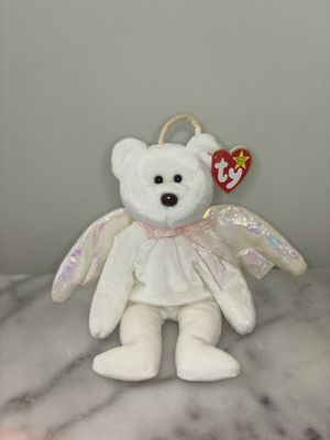 TY Original Beanie Baby Halo Bear for Sale in San Leandro, CA