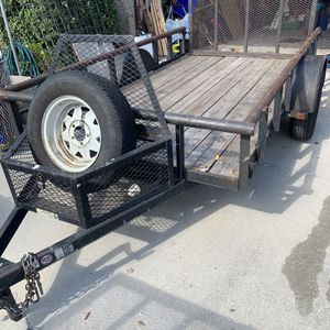 UTILITY TRAILER for Sale in Clermont, FL