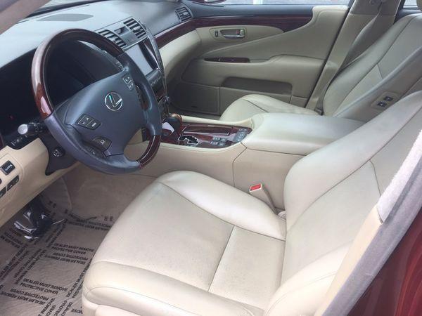 2007 Lexus 460
