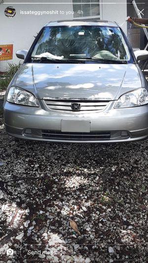 Honda civic 02 parts for Sale in Tamarac, FL